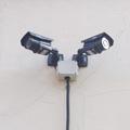 2 камеры видеонаблюдения